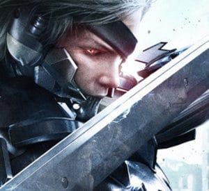 Raiden Sword Metal Gear